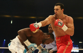 Klitschko vs. A legend�k