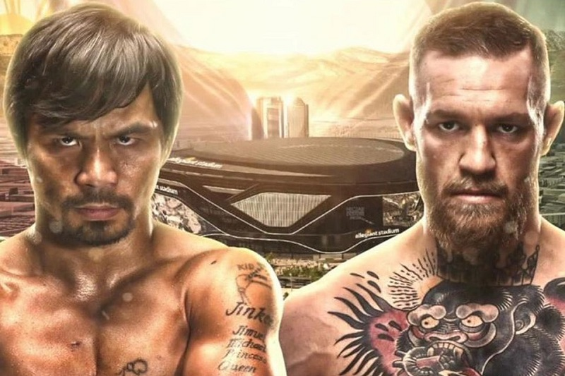 Pacquiao vs. McGregor év végén?